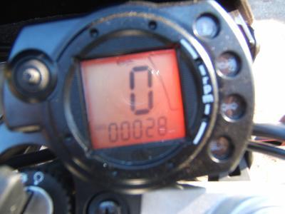 Compteur digital je presente la aprilia rx 50 de 2007 trail - Conteur d abonne ...